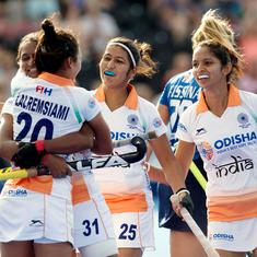 After reaching World Cup quarters, Indian women's hockey team rises to ninth spot in rankings