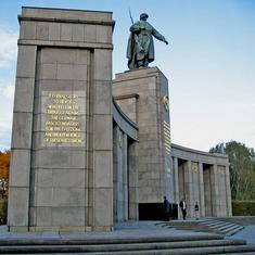 Soviet war memorials continue to strain Eastern Europe's relations with Russia
