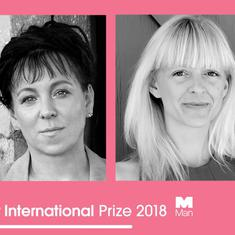 Polish author Olga Tokarczuk wins 2018 Man Booker International Prize for 'Flights'