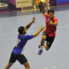 Asian Games: India's handball team begin campaign with a 28-38 defeat to Chinese Taipei