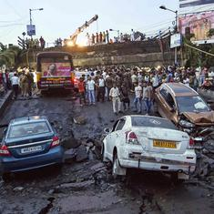 The big news: One dead, several injured in Kolkata bridge collapse, and nine other top stories