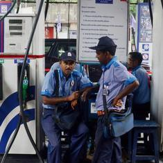 Diesel prices hit an all-time high, petrol also costlier as rupee remains weak