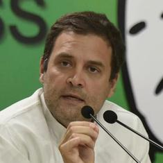 Rafale deal row: We are convinced that Narendra Modi is corrupt, says Rahul Gandhi