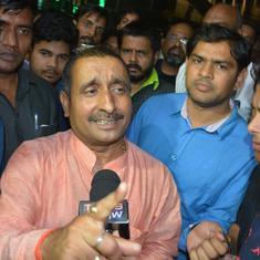 उन्नाव बलात्कार मामले के आरोपित भाजपा विधायक कुलदीप सेंगर पर हत्या का मुकदमा दर्ज