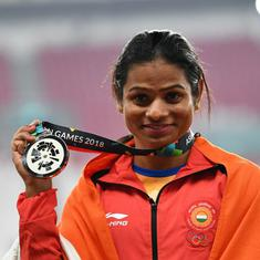 Having fought legal battle to participate, Dutee Chand will savour this Asian Games silver the most