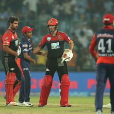 DD vs RCB, as it happened: Kohli-de Villiers keep RCB alive with 5-wicket win over Delhi