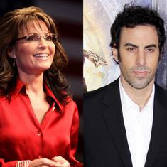 Sarah Palin says she was tricked by Sacha Baron Cohen for 'Who Is America?' show