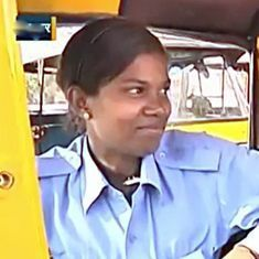 Hemlata's rough ride: Once abused by her husband, now Jaipur's first woman auto-rickshaw driver