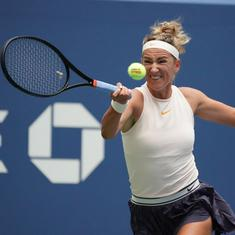 Pan Pacific Open: Wozniacki's reign ended by Giorgi, Azarenka too strong for Barty