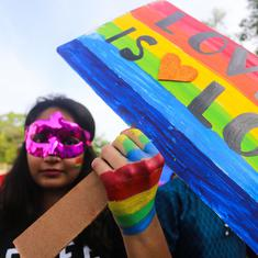 Lok Sabha passes transgender persons protection of rights bill