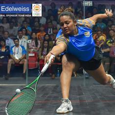 Asian Games squash: India women's squash team enter semi-finals, assured of medal