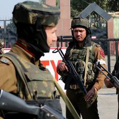 बीते छह महीनों में जम्मू-कश्मीर में सौ आतंकवादियों के मारे जाने सहित दिन के 10 बड़े समाचार