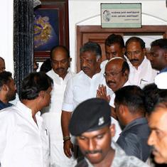 Chennai: Senior AIADMK leaders, Kamal Haasan visit ailing DMK leader Karunanidhi