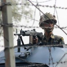 Pakistan has violated the ceasefire for third consecutive day, says Indian Army