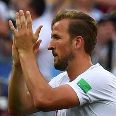 World Cup: Records tumble as Kane's England progress to knockouts with big win over Panama