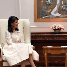 'PM Modi knows why United States postponed 2+2 dialogue,' claims ambassador Nikki Haley