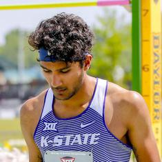 High jumper Tejaswin Shankar becomes third Indian to win NCAA Track and Field Championship