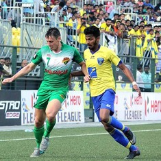 Salgaocar FC and Sporting Clube de Goa withdraw from I-League