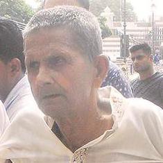 आजादी : 36 साल पाकिस्तानी जेल में गुजारने के बाद  गजानंद शर्मा घर वापस लौटे