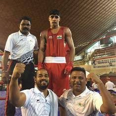 Boxing: Akash, Lalita assured of medals in Serbia youth tournament, four others enter quarters