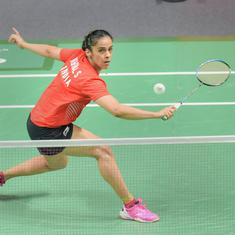Saina Nehwal powers into Denmark Open semis with win over Nozomi Okuhara; Srikanth beats Sameer