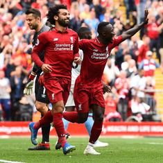 Premier League: Liverpool live up to their billing as champions City's strongest challengers