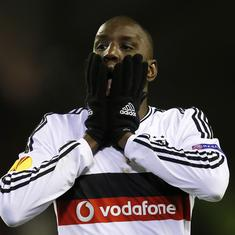 We oppose racist behaviour: Chinese FA begins probe into Demba Ba racism row