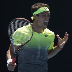 Argentina tennis player Nicolas Kicker faces life ban for match fixing