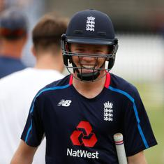 India in England: 20-year-old Ollie Pope will make his debut at Lord's, confirms captain Joe Root