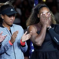 The big news: Naomi Osaka defeats Serena Williams to win US Open, and 9 other top stories