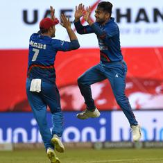 Asia Cup: Rashid Khan's all-round show helps Afghanistan thrash Bangladesh by 136 runs