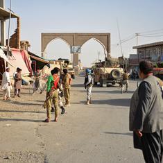 अफगानिस्तान : तालिबान ने बसों के काफिले पर हमला कर 100 लोगों को बंधक बनाया