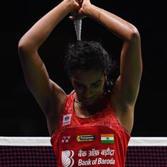 Badminton Worlds: For Sindhu, the signs were all there but she still couldn't avoid Marin's trap