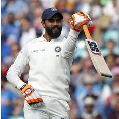 Defiant Vihari, brilliant Jadeja justify their selection with vital knocks