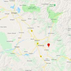 जम्मू-कश्मीर : सुरक्षाबलों ने आईएस से जुड़े चार आतंकियों को मार गिराया