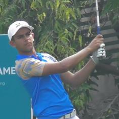 Asian Games: India's golfers disappoint but Aadil Bedi, Rayhan Thomas still in hunt