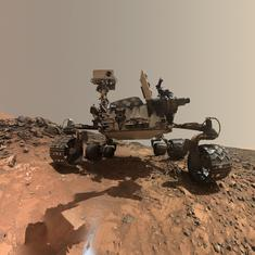 'Mars is telling us to stay the course': NASA rover finds organic matter in an ancient lake bed