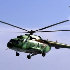 Russia: 18 dead after helicopter crashes in northern Siberia