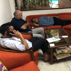 राजनिवास में अरविंद केजरीवाल का धरना चौथे दिन भी जारी रहने सहित आज के ऑडियो समाचार