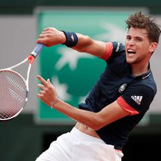 Thiem sets up St Petersburg Open final clash with Klizan, beats Bautista Agut in straight sets