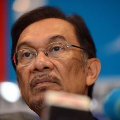 Malaysian PM Mahathir Mohamad says jailed Opposition leader Anwar Ibrahim will be pardoned