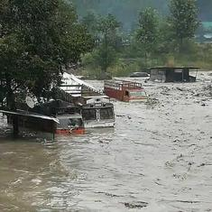 The big news: Rain triggers landslides in Himachal Pradesh, Jammu & Kashmir, and 9 other top stories