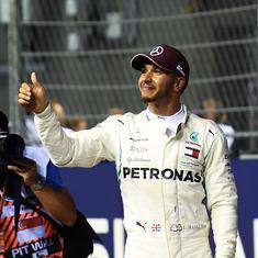 Russian Grand Prix: Hamilton, Mercedes eye runaway lead with fifth consecutive win