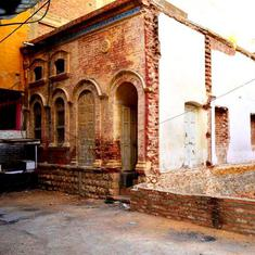 In Pakistan's Hyderabad, developers are laying waste to heritage structures built before Partition