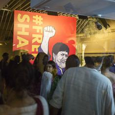 At Dhaka exhibition of jailed photographer Shahidul Alam's works, the theme is democracy