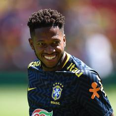 Manchester United agree £52 million deal to sign Brazil midfielder Fred
