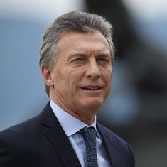 Argentina asks IMF to release $50-billion loan early amid economic crisis