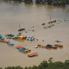 Kerala: IMD issues yellow alert for five districts on Tuesday and Wednesday