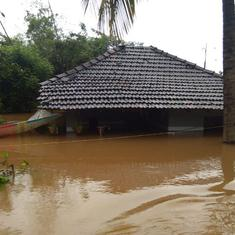 Karnataka: Six people killed in rain-related incidents in Kodagu, rescue operations continue