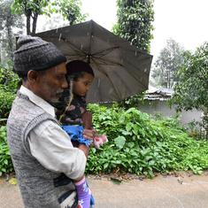 As landslides swallowed entire villages in Karnataka's Kodagu, some residents walked 8 km to safety